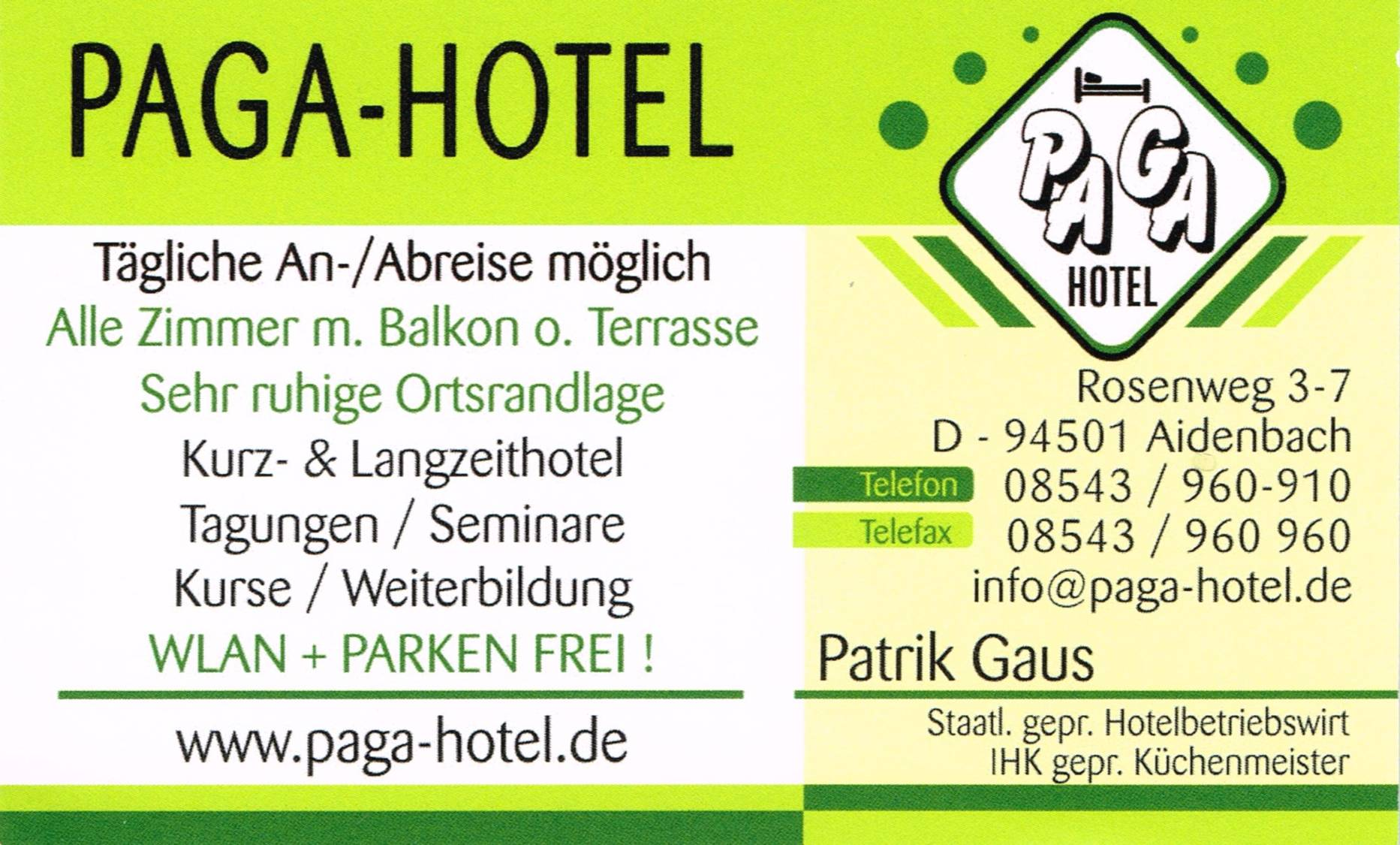 pagahotel